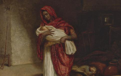 Ayahs, Female domestics and Subaltern lives in early nineteenth century India